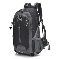 男士登山双肩包男休闲旅行背包女韩版潮休闲电脑包户外旅游包新款