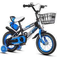 儿童自行车男女宝宝童车12-14-16-18寸小孩车2-3-4-6-7-8岁