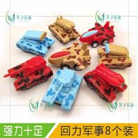 工程车玩具套装小挖掘机挖土机推土机铲车吊车回力玩具车迷你小号