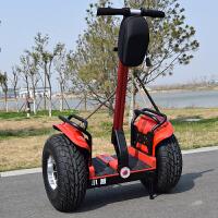 智能体感两轮霸气越野款思维车双轮自平衡车儿童锂电动滑板车