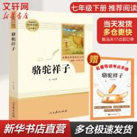 【两件7折】 骆驼祥子 人民教育出版社