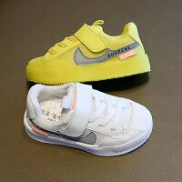 儿童运动鞋男童秋季宝宝板鞋单鞋