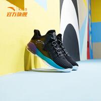 安踏童鞋男童鞋2019春秋季新款中大童气垫篮球鞋跑步鞋儿童运动鞋