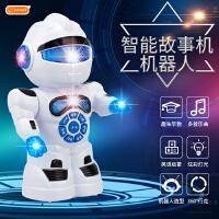 B+BG ENSWEET 智能故事机器人 多功能早教益智唱歌跳舞玩具
