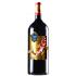 幸运鱼西拉干红葡萄酒 智利原瓶进口 1500ml