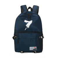 男包休闲大容量双肩包防水旅行包书包大学生背包男休闲书包c定制