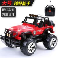 儿童玩具男孩玩具车电动漂移车遥控车越野车充电无线遥控汽车