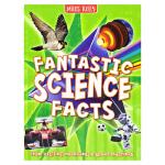 Fantastic Science Facts 精彩科学事实 软精装儿童科普 电力空间机器动植物人体 英文原版进口全彩