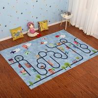 卡通儿童乐园地毯客厅沙发茶几地毯卧室床边毯厨房浴室防滑毯