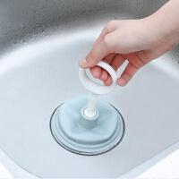 通下水管道堵塞工具厨房水池皮吸子水槽疏通器家用浴缸地漏皮搋子