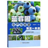 蓝莓园生产与经营致富一本通