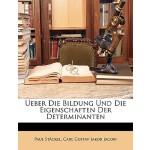 【预订】Ueber Die Bildung Und Die Eigenschaften Der Determinant