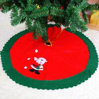 圣诞装饰品 圣诞树裙 圣诞树树裙 圣诞围裙 圣诞节用品 标配