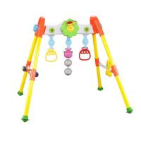 婴幼儿玩具 婴儿音乐健身架玩具宝宝儿童早教益智礼盒装生日礼物 838-17健身架