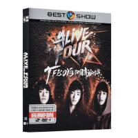 正版 tfboys四周年/三周年三部曲演唱会DVD视频MV高清DVD车载碟片