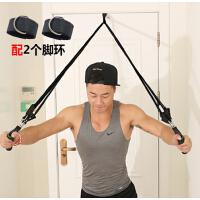 健身瑜伽带拉力带弹力橡皮带男女训练阻力带热身拉伸带拉力带