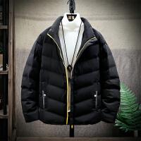 2019冬季新款羽绒棉服男士韩版潮流休闲款式冬装棉服外套