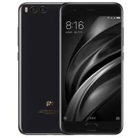 【送豪华礼包】小米6 移动联通电信全网通4G手机 八核 5.15英寸 双卡双待 后置双摄(4G运存+64G内存)亮黑色