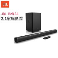 JBL BAR 2.1回音壁音箱家用电视音响客厅家庭影院无线低音炮套装