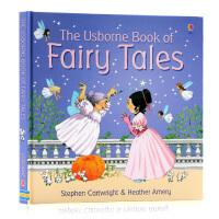 童话故事合集精装 英文原版 The Usborne Book of Fairy Tales儿童经典童话绘本 睡前故事读