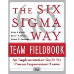 【预订】Six SIGMA Way Team Fieldbook