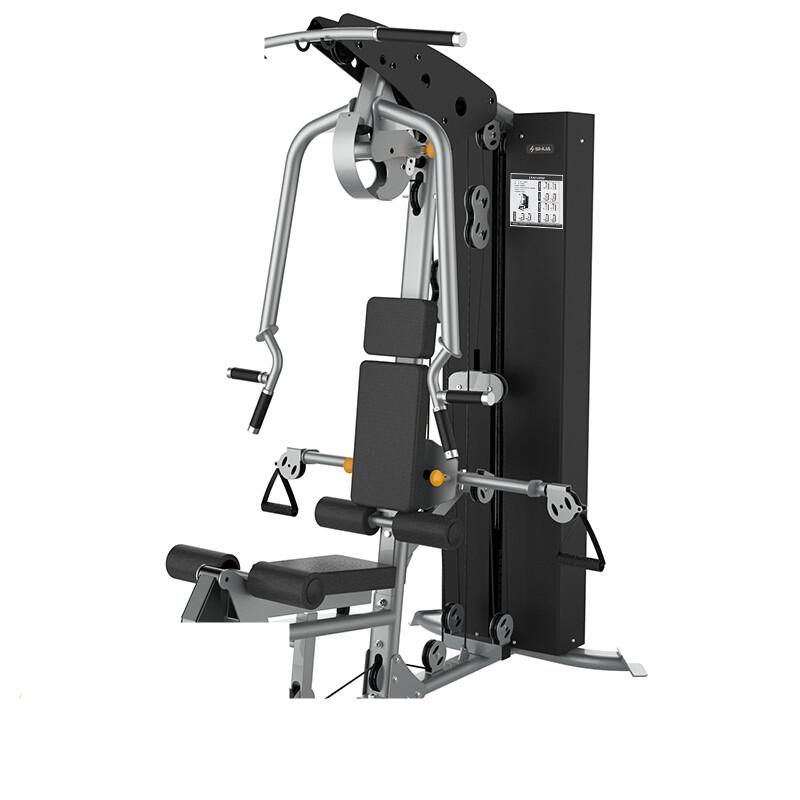 新款多功能单人站综合训练器G1 家用健身器材力量器械-6501 发货周期:一般在付款后2-90天左右发货,具体发货时间请以与客服协商的时间为准