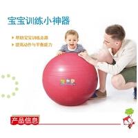 儿童健身球直径55/65cm瑜伽球大龙球感统训练充气球