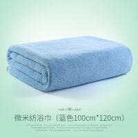 婴儿浴巾新生儿宝宝洗澡比纯棉纱布吸水超柔软儿童大毛巾夏季薄款