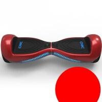 两轮双轮平衡车电动扭扭车体感代步智能儿童漂移电动车 Smart S3 红色 36V
