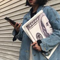 【特惠】2019优选笔记本电脑包女内胆包联想苹果华硕轻薄本14寸13.3文艺小清新15.6 美元图案