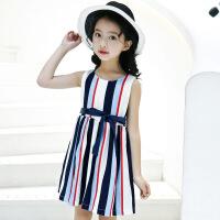 女童新款衣服6女孩11小孩9连衣裙7夏天8十穿的公主裙子4-12岁 图片色