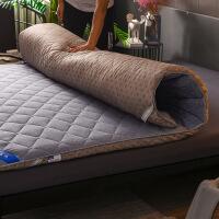 床垫1.8m床褥子榻榻米垫被1.5米单人双人防滑大学生宿舍90 200