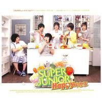 SUPER JUNIOR-HAPPY料理王(CD+DVD)( 货号:2000018280911)