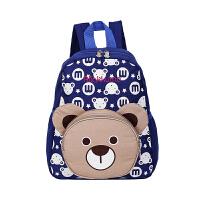 日韩版儿童双肩背包小兔子包包小孩时尚帆布幼儿园书包男女可爱包