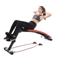 仰卧板健腹板仰卧起坐板健身器材家用多功能腹肌板 原装保障 购买请认准官方授权店