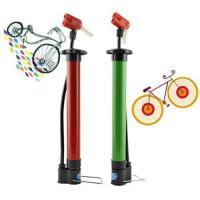 满迷你便携高压自行车打气筒随身小型篮球打气筒手动