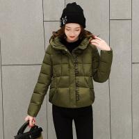 棉衣女冬季外套短款加厚女装大码女士冬装学生小棉袄面包服