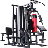 综合训练器械健身房大型家用多功能健身器材力量组合训练器