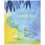 英文原版 Scaredy Sam 胆小山姆 儿童情绪控制管理绘 克服恐惧 励志故事图画书 亲子教育