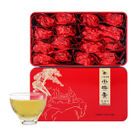 八马茶叶 安溪浓香型铁观音 乌龙茶小浓香1号盒装125克