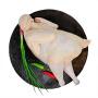 【买一送一】农谣 2年果林散养老母鸡 杀前约3斤 走地鸡 顺丰包邮