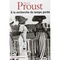 【法语原版】 普鲁斯特 追忆似水年华 A la recherche du temps perdu 进口法语书
