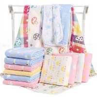 婴儿浴巾纯棉纱布柔吸水洗澡新生婴幼用品儿童宝宝家用初生被子