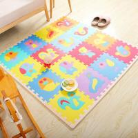 拼接折叠居家厚婴儿童宝宝拼图游戏爬行垫毯爬爬垫泡沫地垫