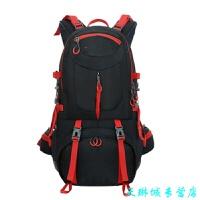 登山包40L50升60l户外旅行双肩背包大容量男女通用徒步野营包