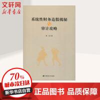 系统性财务造假揭秘与审计攻略 上海财经大学出版社
