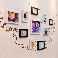 简约照片墙相框墙客厅创意组合卧室餐厅相片墙挂墙