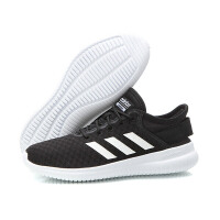 adidas阿迪达斯NEO女子休闲鞋2017新款跑步运动鞋CG5762
