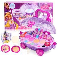 儿童化妆品套装女孩玩具礼盒迪士尼彩妆过家家美妆女童生日礼物