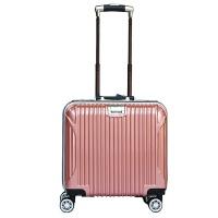 拉杆箱万向轮 时尚行李箱拉杆箱登机箱商务款旅行箱 18寸